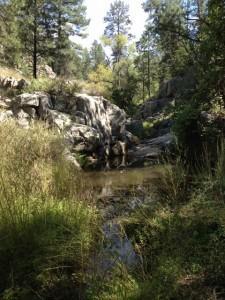 Prescott creek